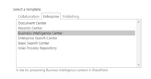 SharePoint 2016 Error While Creating Business IntelleDependency feature 'PPSSiteCollectionMaster' (id: a1cb5b7f-e5e9-421b-915f-bf519b0760ef) for feature 'PPSSiteMaster'