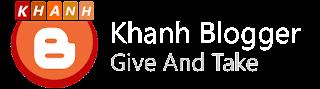 Khanh Blogger - Blog cá nhân chia sẻ thủ thuật Blogspot, tâm sự tản mạn