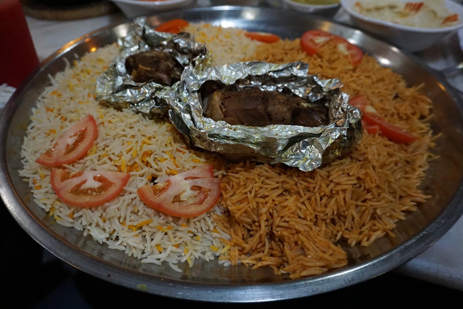 Makanan Arab Sedap Di Shawarma Restaurant Taman Connaught Cheras