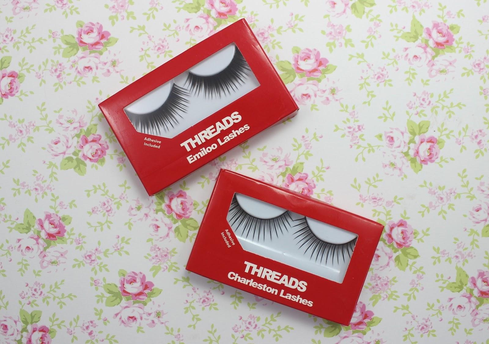 threads eyelashes