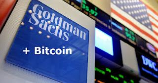 Биткоин изменит Goldman Sachs