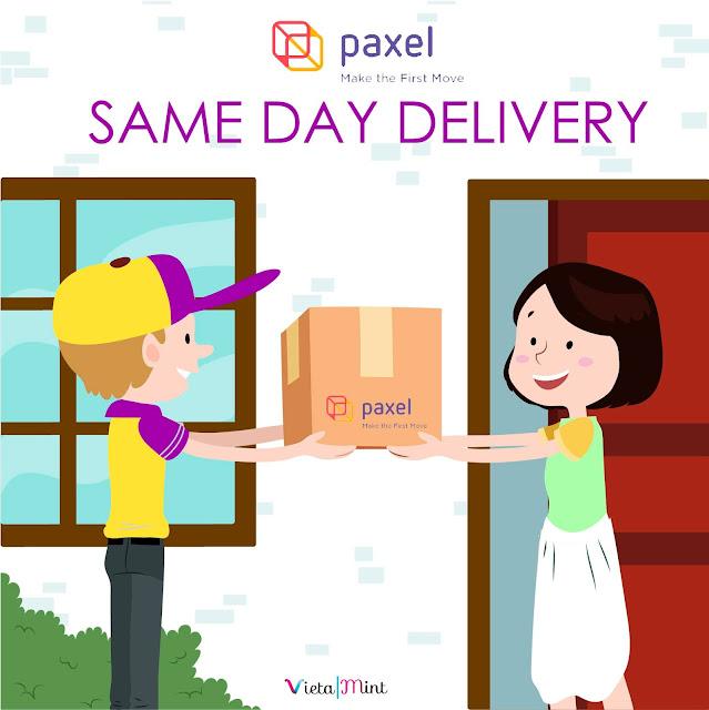 paxel jasa pengiriman tercepat dan terpercaya