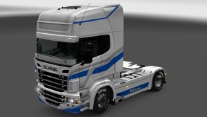 PWT Thermo paintjob for Scania RJL