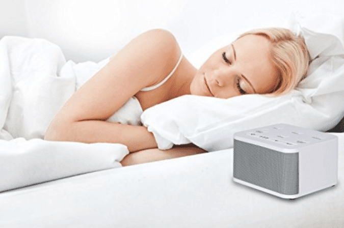 36 Genius Yet Inexpensive Products That Can Save Lives - Drift off to Dreamland with This White Noise Machine