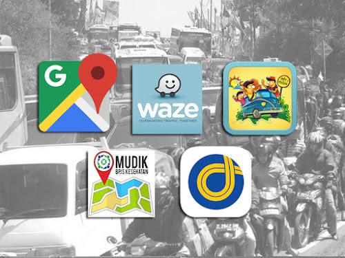 Aplikasi Play Store Mudik Lebaran