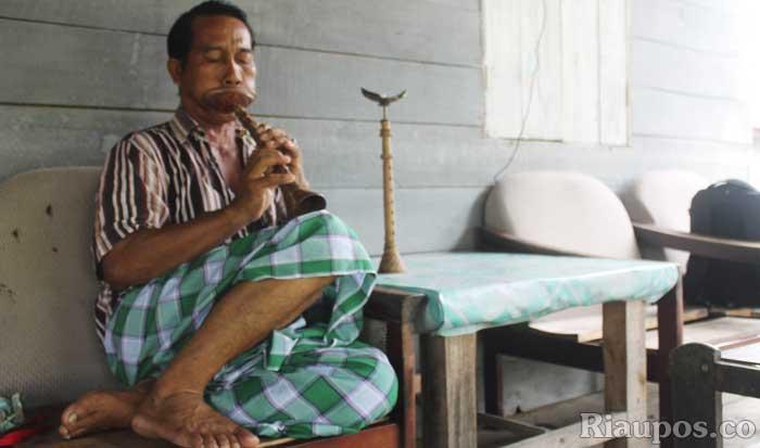 nafiri alat musik tradisional melayu   riau berbagi