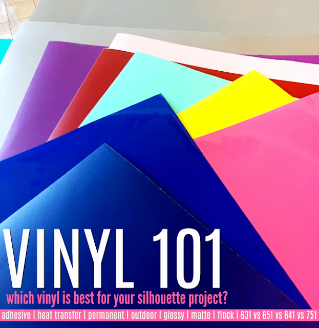 which vinyl, siser vs oracal, oracal 651, oracal 631, 651 vs 631, what is adhesive vinly, what is HTV, what is heat transfer vinyl