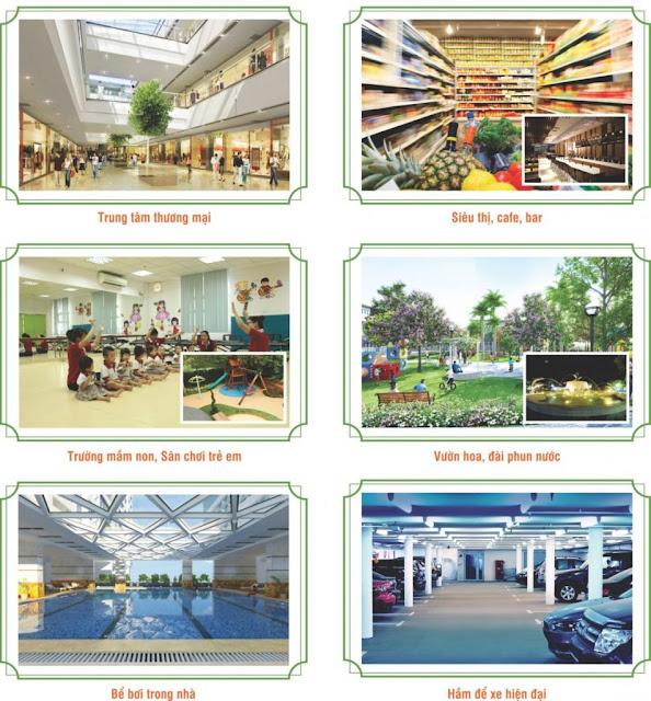 tiện ích chung cư eco luxury