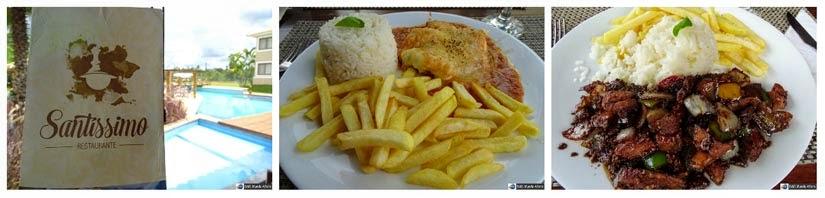 Onde comer em Tiradentes - Restaurante Santíssimo Resort