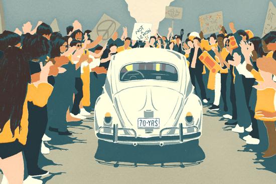 Volkswagen Beetle, The Last Mile