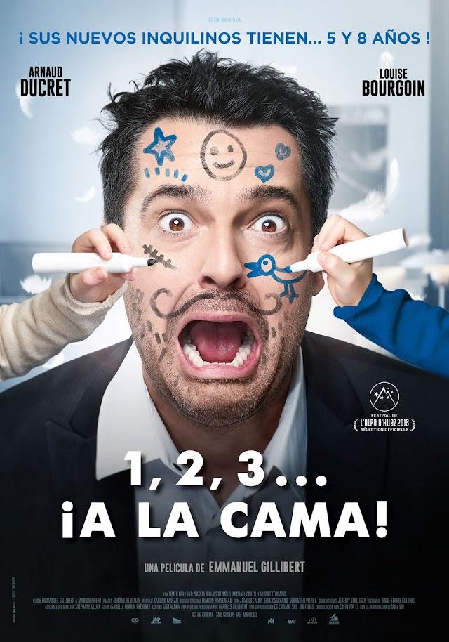 Trailer de la película 1,2,3 ¡A la Cama!