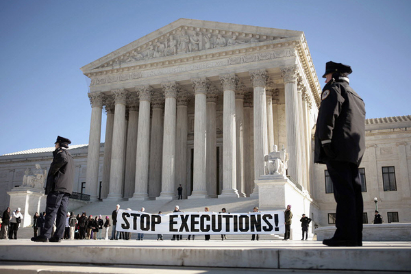 Supreme Court blocks execution of Texas 7 lookout