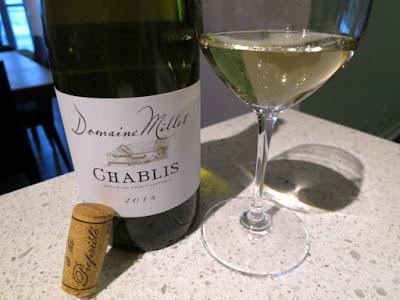Domaine Millet Chablis 2014 - AC, Burgundy, France (89 pts)
