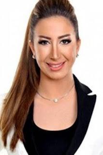 هند رضا (Hend Reda)، ممثلة وإعلامية مصرية