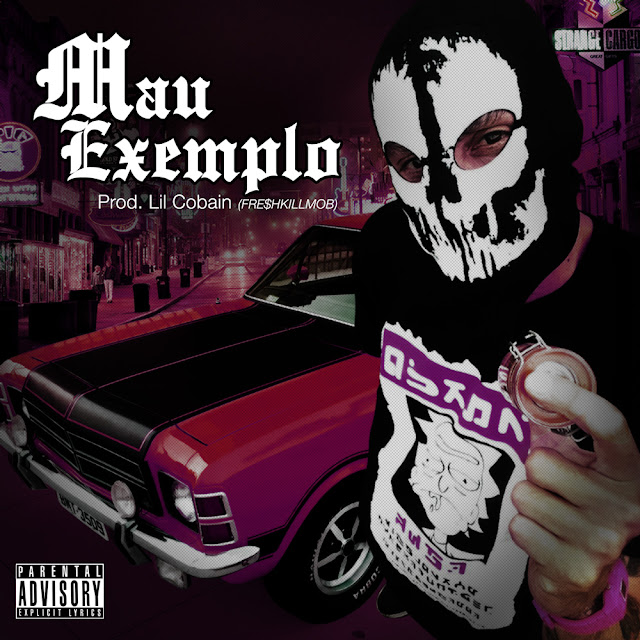 """Mau Exemplo"" é novo single do GODDAM"