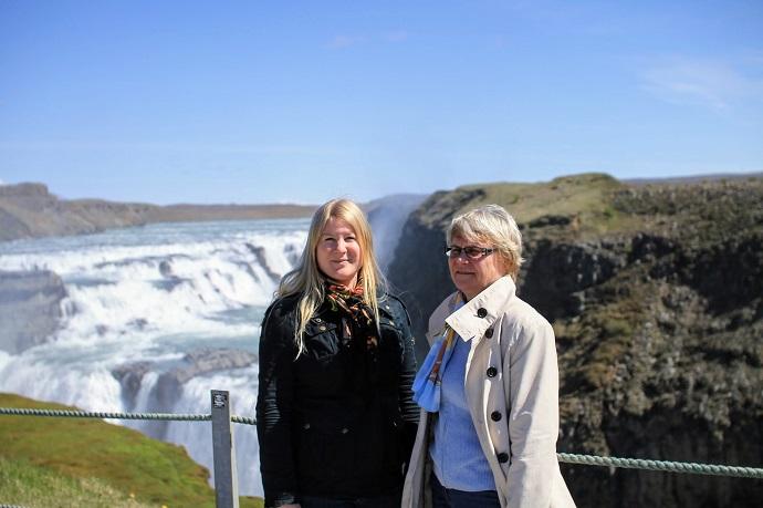 Raskaana Islannissa, Golden Cirkle