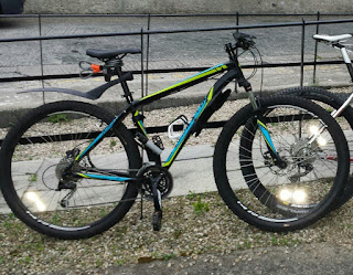 Stolen Bicycle - Specialized Hardrock Sports Disc 29