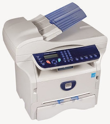 Image Xerox Phaser 3100 MFP Printer Driver