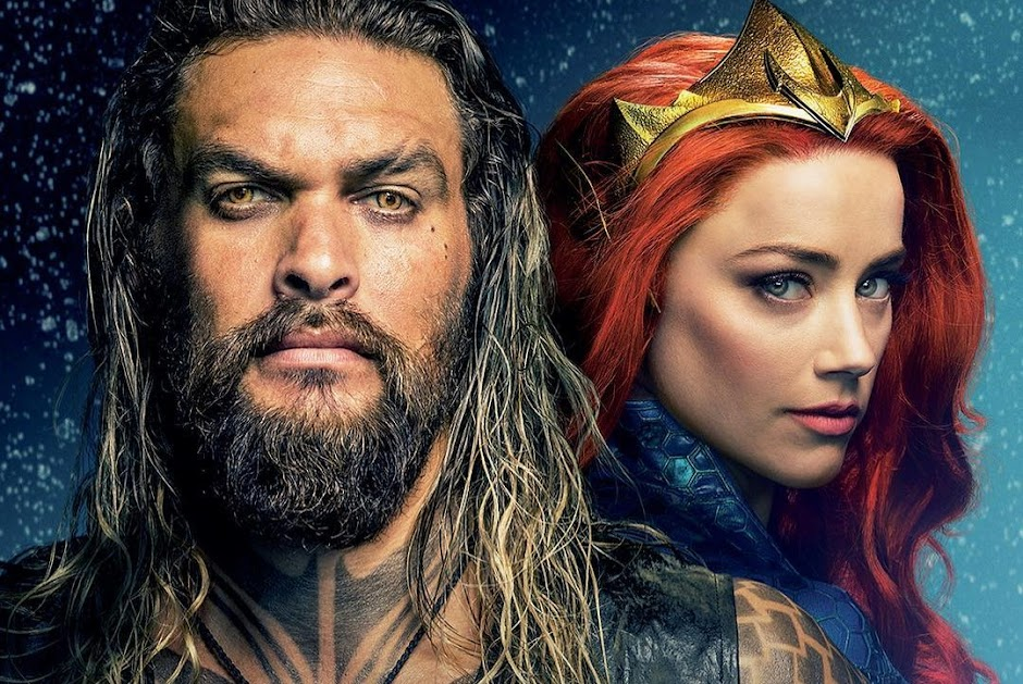 Aquaman | Pôsteres inéditos revelam visual do Rei Nereus, Vulko & mais