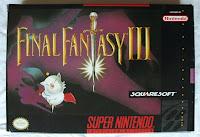 Final Fantasy VI - Caja delante