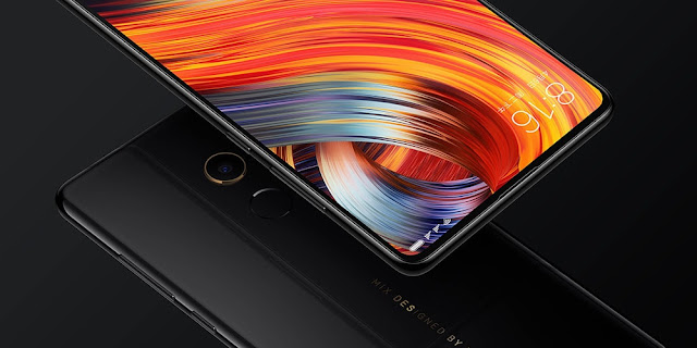 Coupon Xiaomi Mi Mix 2 256GB ROM on Gearbest