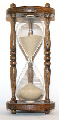 Wooden Hourglass is a keeper of time. Time and time management are essential parts of our daily life