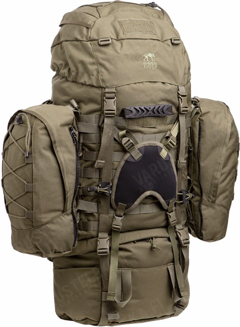 Pathfinder Carrying Capacity >> Webbingbabel: German Army Tasmanian Tiger Pathfinder Backpack