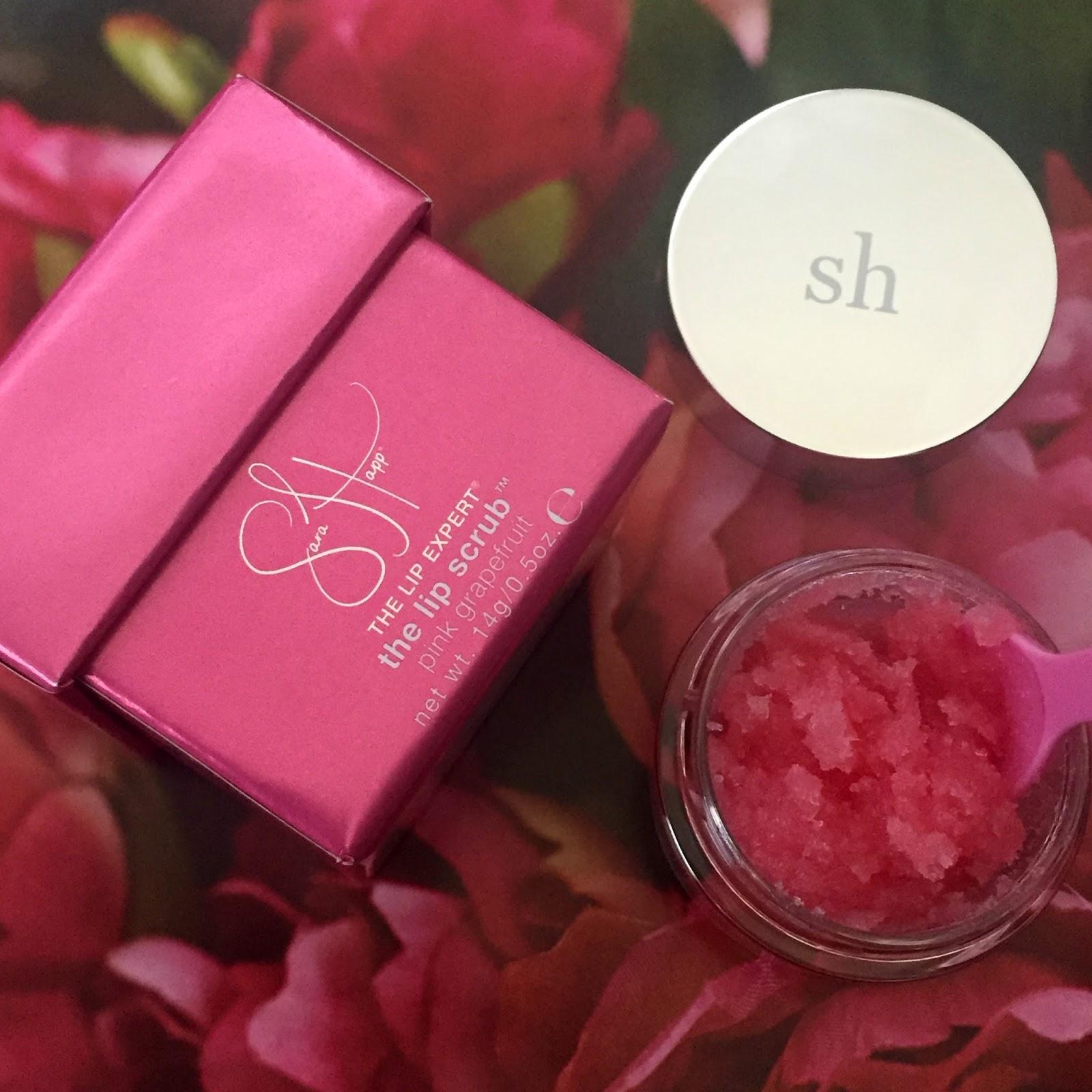 Sara Happ Pink Grapefruit Lip Scrub Review | A Very Sweet Blog