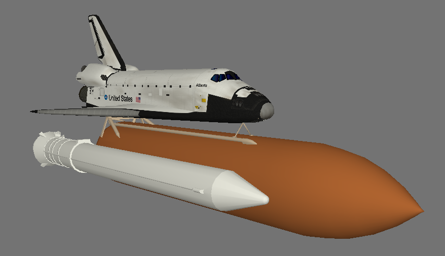 space shuttle srb only - photo #41