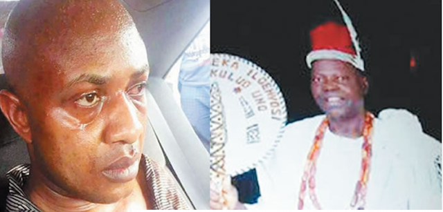 Kidnap Evans  lied, he killed my father' - former Super Eagles player says