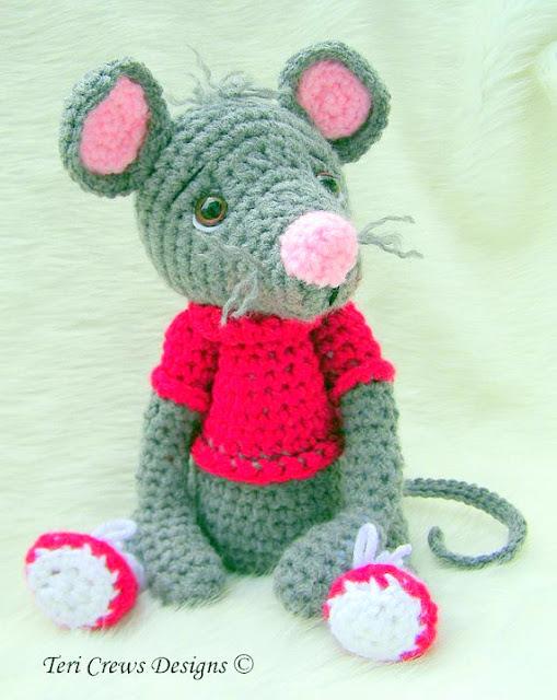 Mouse Crochet pattern