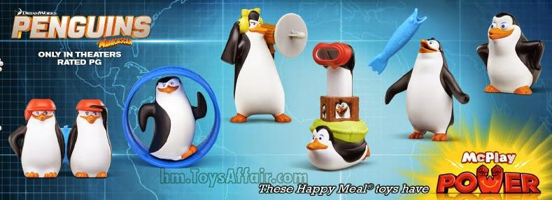 Penguins Of Madagascar Toys 55