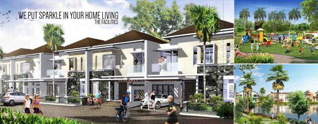 Rumah Cluster PIK 2 Sedayu Indo City