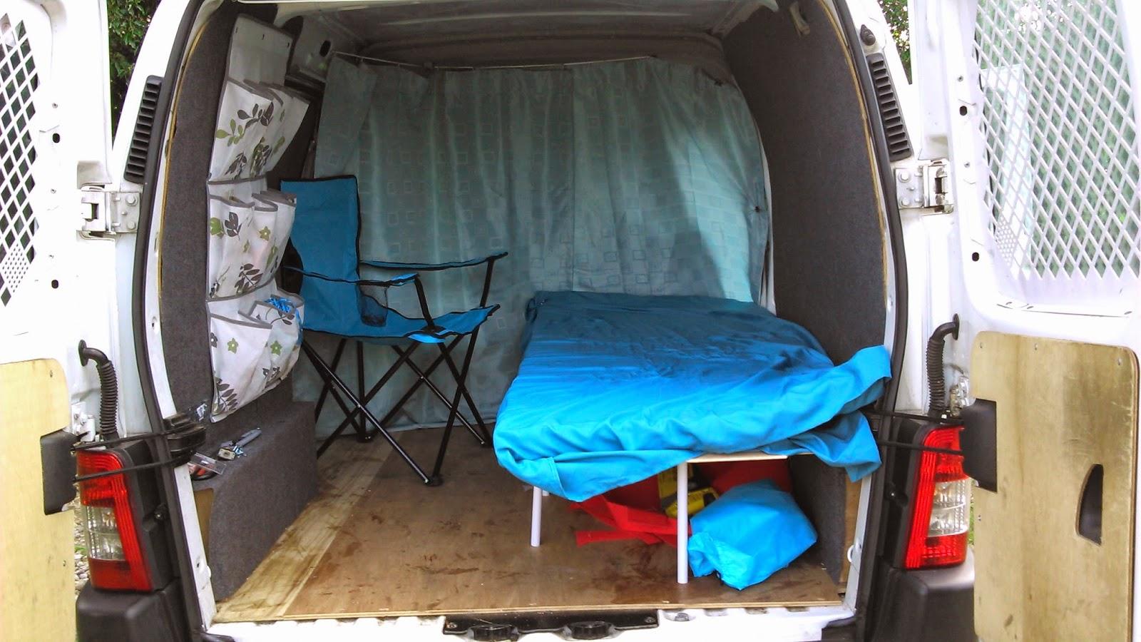 micro camper conversion citroen berlingo. Black Bedroom Furniture Sets. Home Design Ideas