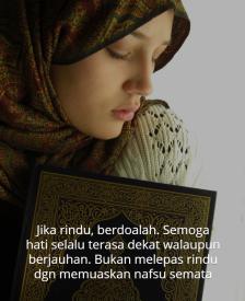 Kumpulan Kata Kata Cinta Islami Ramadhan Terbaru 2017