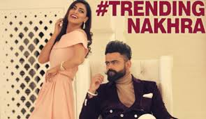Trending Nakhra Lyrics