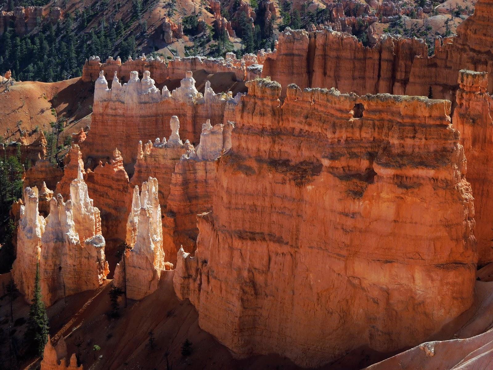 bryce canyon at sunset