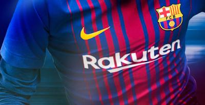 """""""Daftar Sosial Media® Milik Pemain Barcelona 2017-2018"""""""