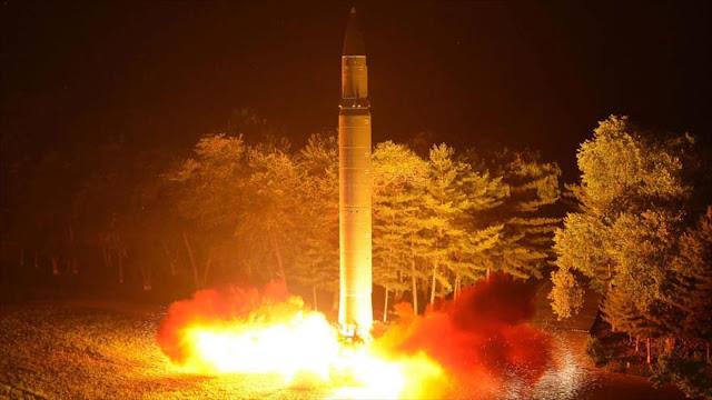 Diario japonés: Pyongyang termina desarrollo de un nuevo ICBM