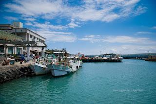 蘭嶼 富岡漁港