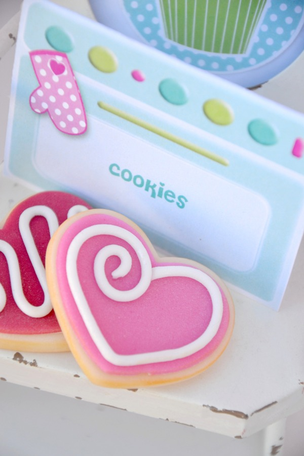 Baking Birthday Party Ideas and Printables | BirdsParty.com