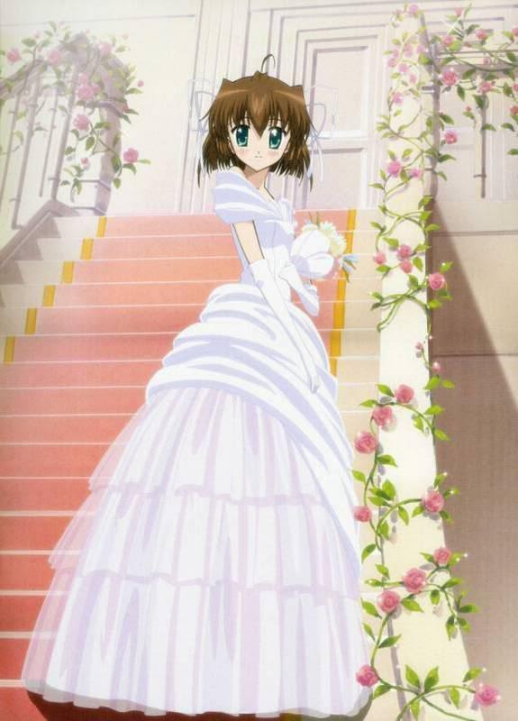 Anime blog Anime Wedding