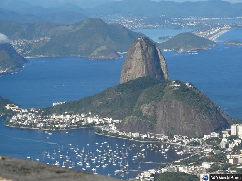 Pão de Açúcar - Rio de Janeiro: maravilhas cariocas mais acessíveis