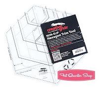 http://www.fatquartershop.com/creative-grids-non-slip-hexagon-trim-tool