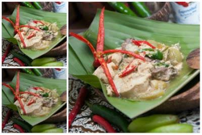 Resep Garang Asem Ayam Tanpa Santan Pedas Kecut Segar ...