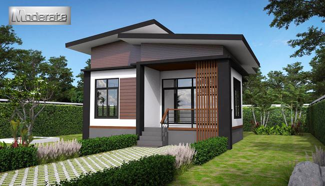 Some people may think that a small house is not good and not worth it. But that is wrong; because the size of the house is just external factors, the real factor is that the space is more practical and more efficient. Check out these five beautiful houses and will never let you down!  Advertisement       Sponsored Links       HOUSE MODEL 1                                                                  HOUSE MODEL 2    Contemporary single-storey house consists of 2 bedrooms, 1 bathroom, hallway and kitchen corner. The area of 100 square meters.                                HOUSE MODEL 3    The house size is approximately 90 sq.m., divided into 2 bedrooms, 2 bathrooms, the front entrance is made of small arch.                          HOUSE MODEL 4                                     HOUSE MODEL 5    The area is approximately 78 square meters, as seen only one bedroom. The interior is also similar to the outside.                                                   SOURCE: naibann        SEE MORE: