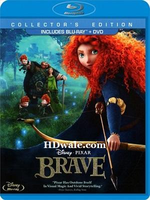 Brave Full Movie Download English (2012) 1080p & 720p BluRay