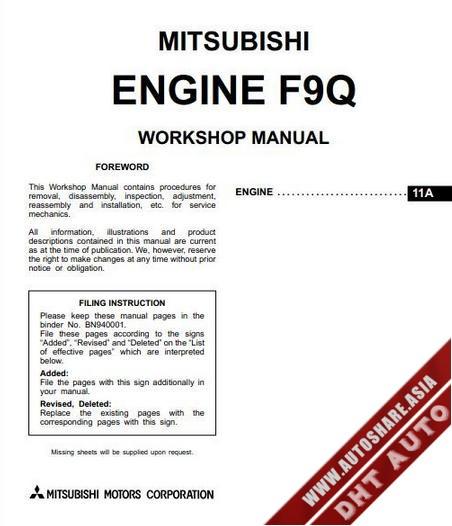 mitsubishi ebook soft workshop manual mitsubishi engine fq9 rh mitsubishidht blogspot com 1997 Mitsubishi Montero Sport Manual 2003 Mitsubishi Lancer Manual Cover