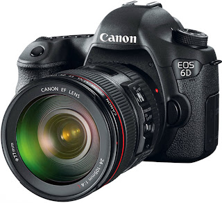 Canon EOS 6D DSLR Camera