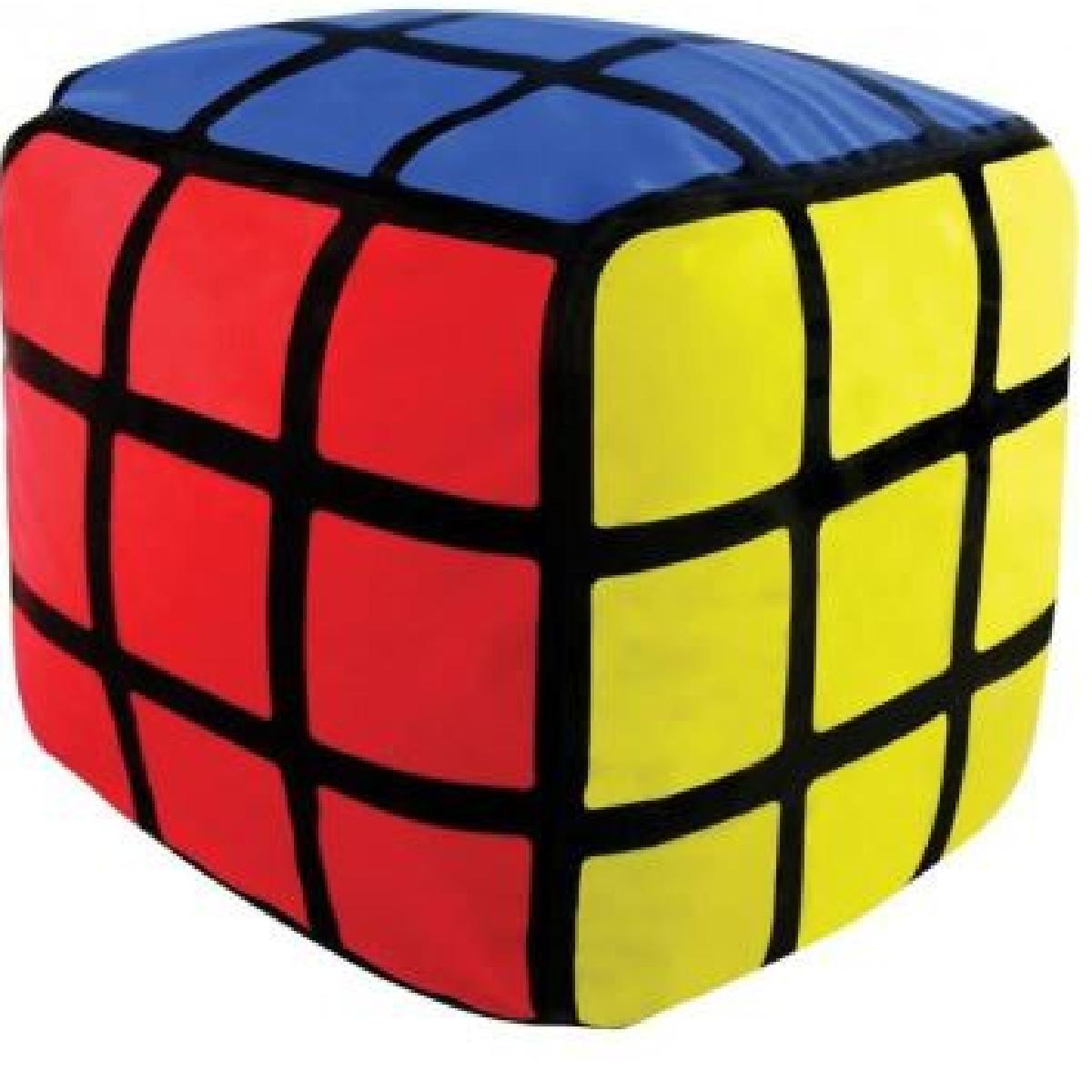 Le pouf en forme de Rubik's Cube